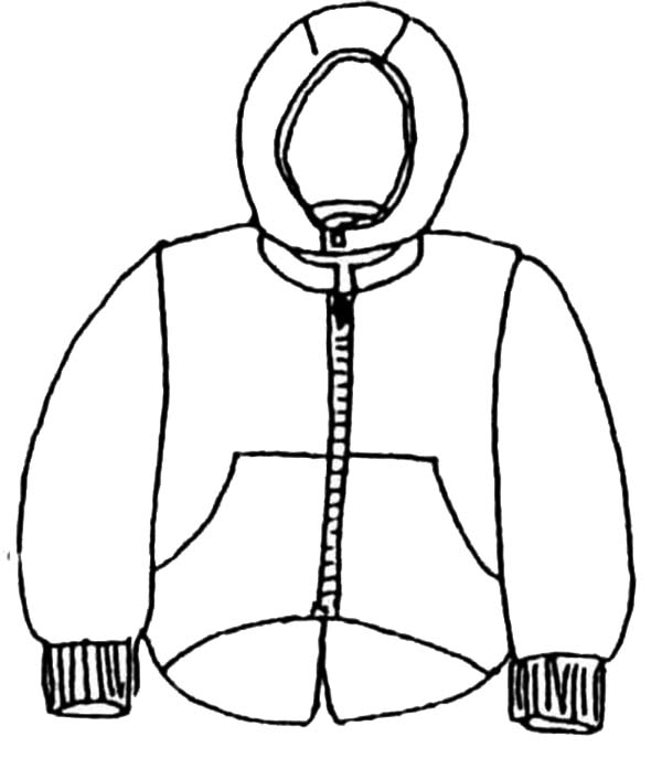 coloring pages of winter coats winter coat drawing at getdrawings free download pages coats winter coloring of