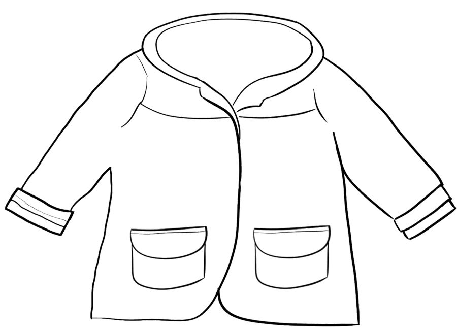 coloring pages of winter coats winter jacket coloring page coloring pages winter coats pages of winter coloring