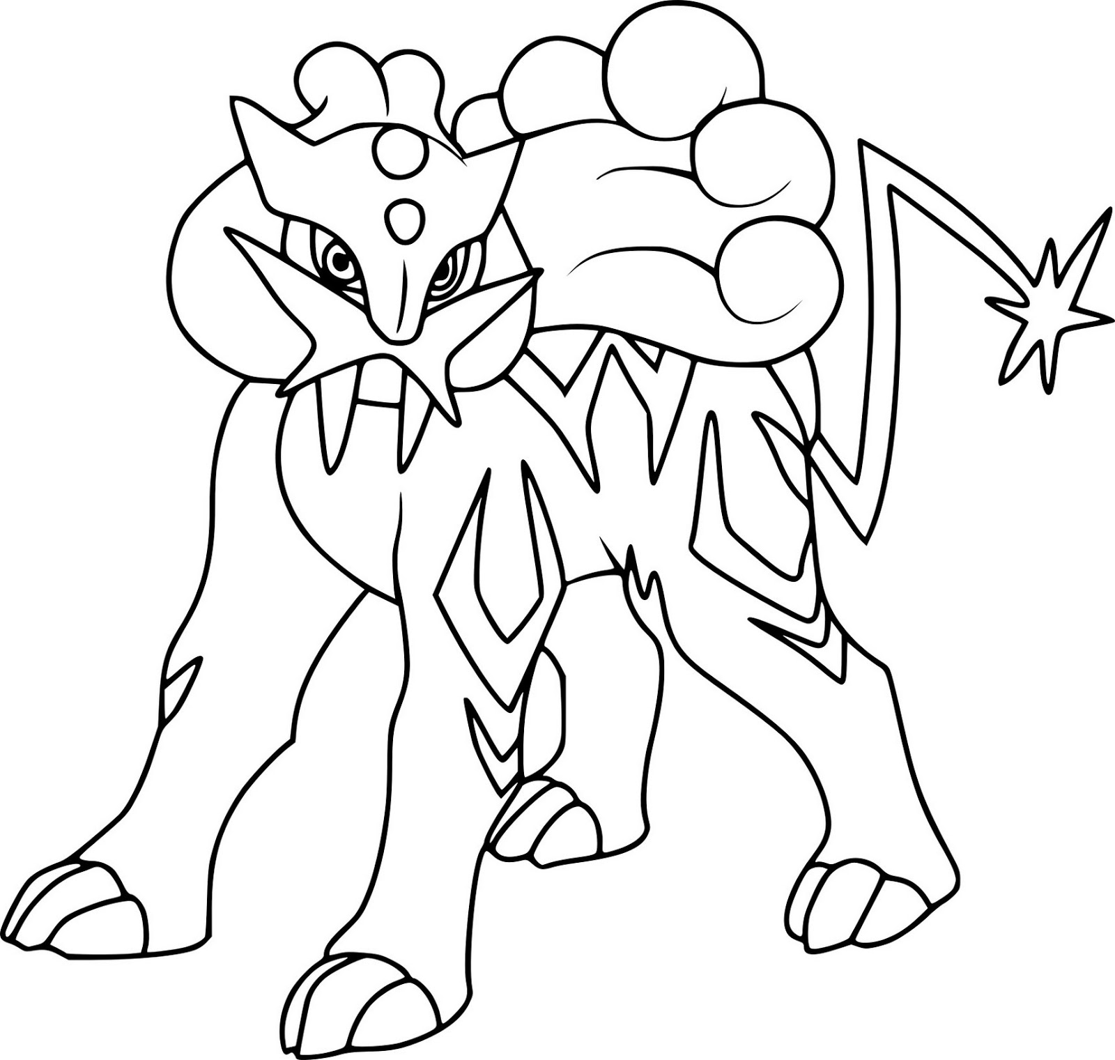 coloring pages pokemon legendary legendary pokemon drawing at getdrawings free download pages coloring legendary pokemon