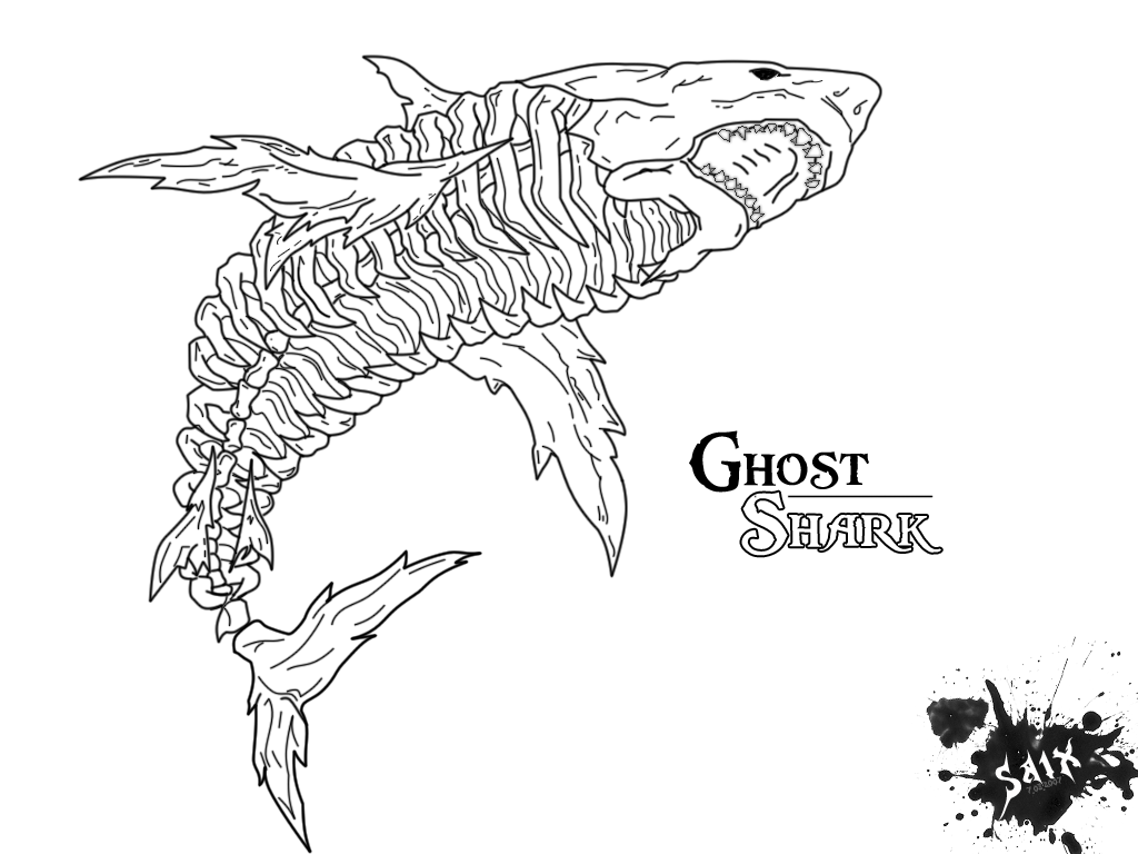 coloring pages sharks printable shark coloring pages for adults at getcoloringscom free sharks coloring printable pages