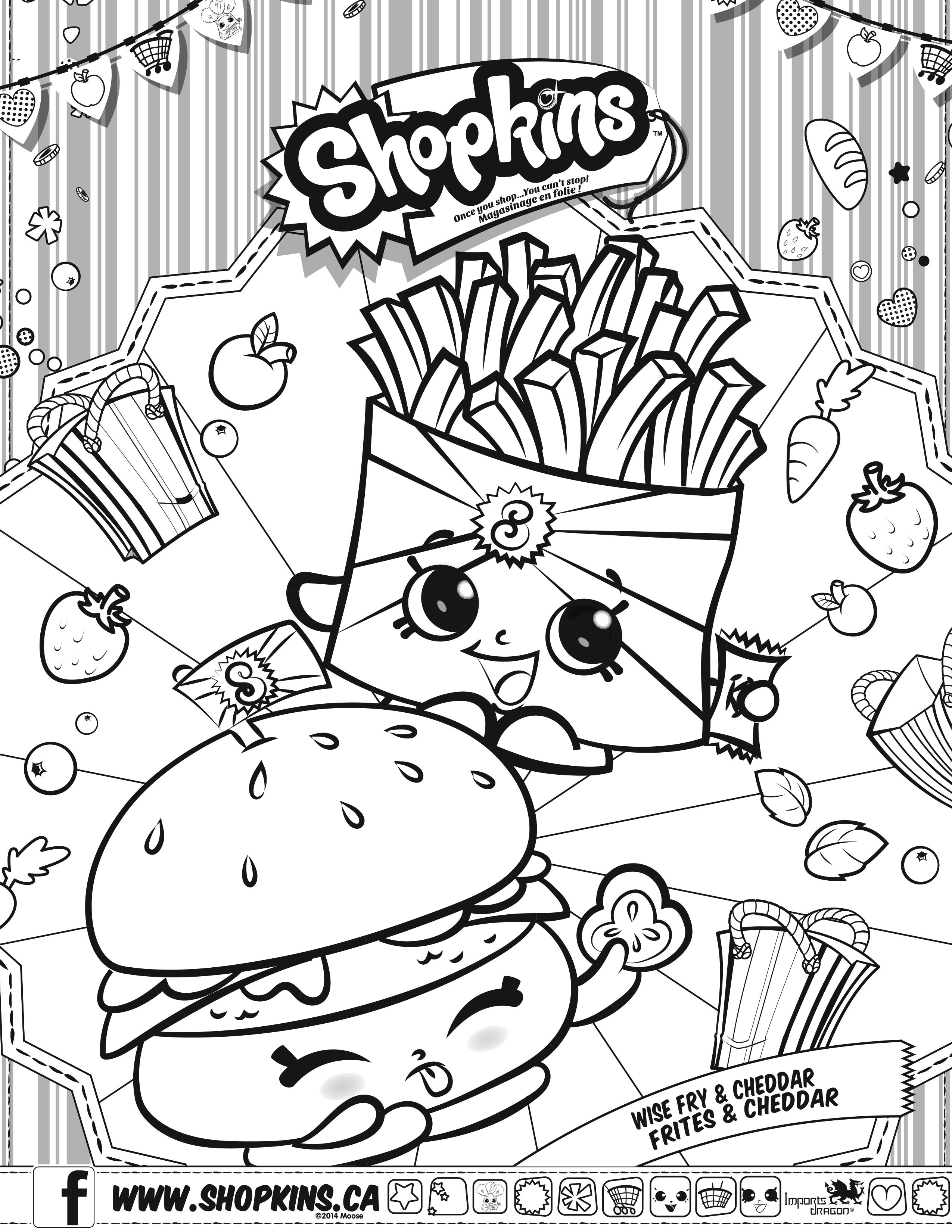 coloring pages shopkins shopkins coloring pages to print out at getcoloringscom pages shopkins coloring