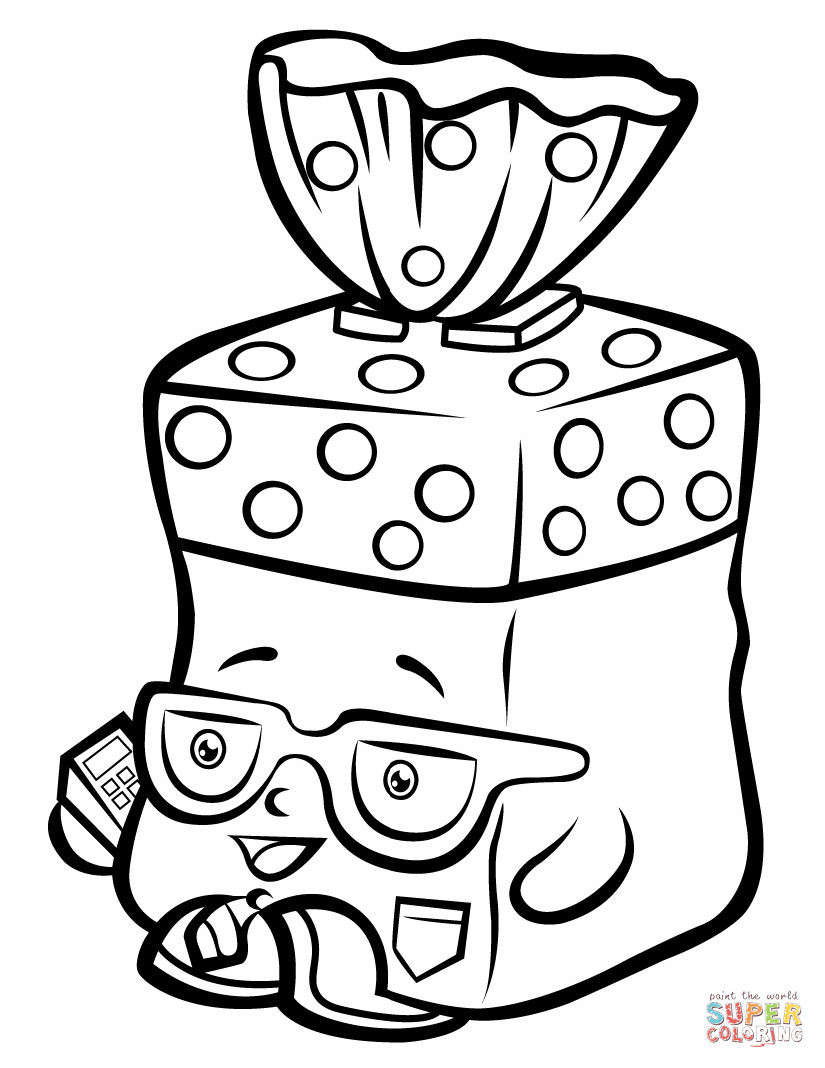 coloring pages shopkins shopkins kooky cookie coloring pages printable for kids pages shopkins coloring