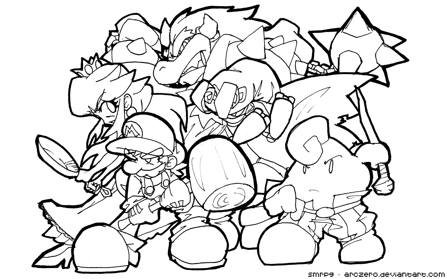 coloring pages super mario print download mario coloring pages themes pages mario super coloring