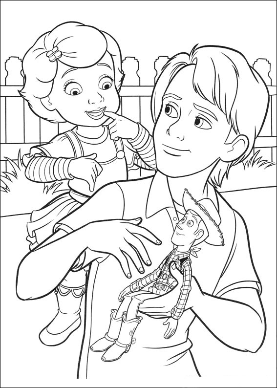 coloring pages toy story toy story jessie coloring pages at getcoloringscom free pages toy story coloring