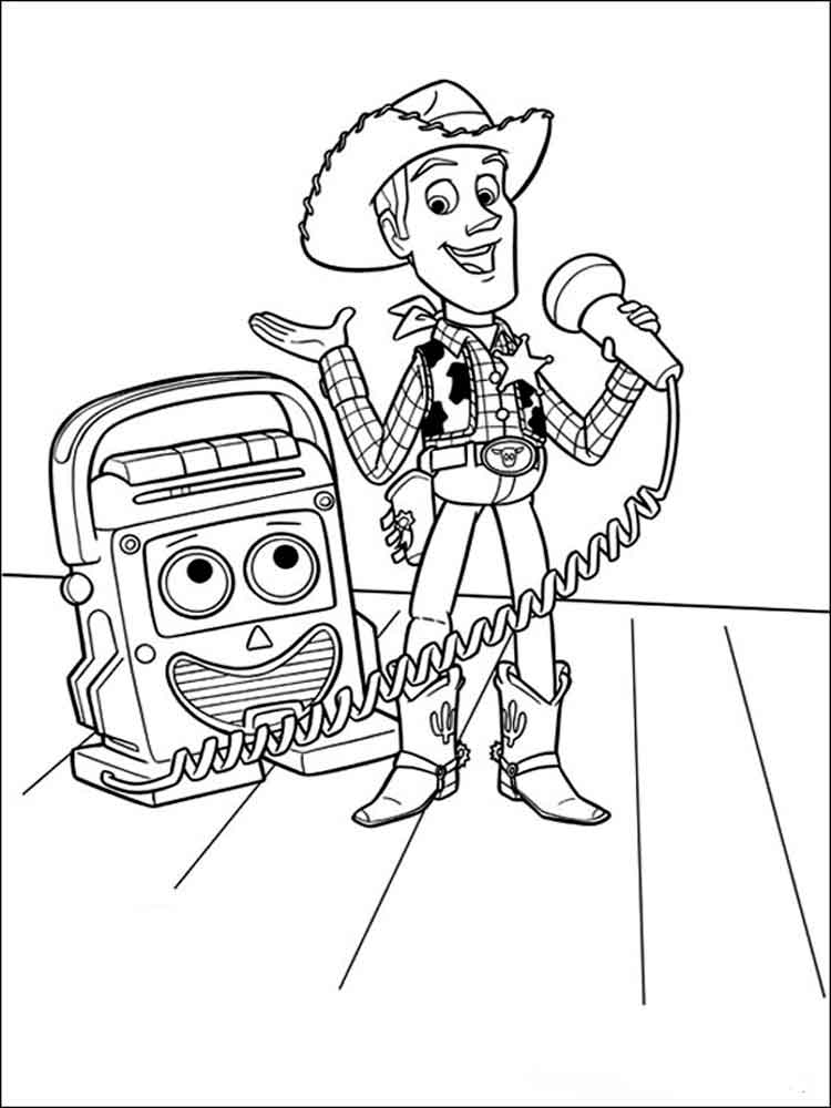 coloring pages toy story toy story woody and buzz lightyear coloring pages best toy story coloring pages