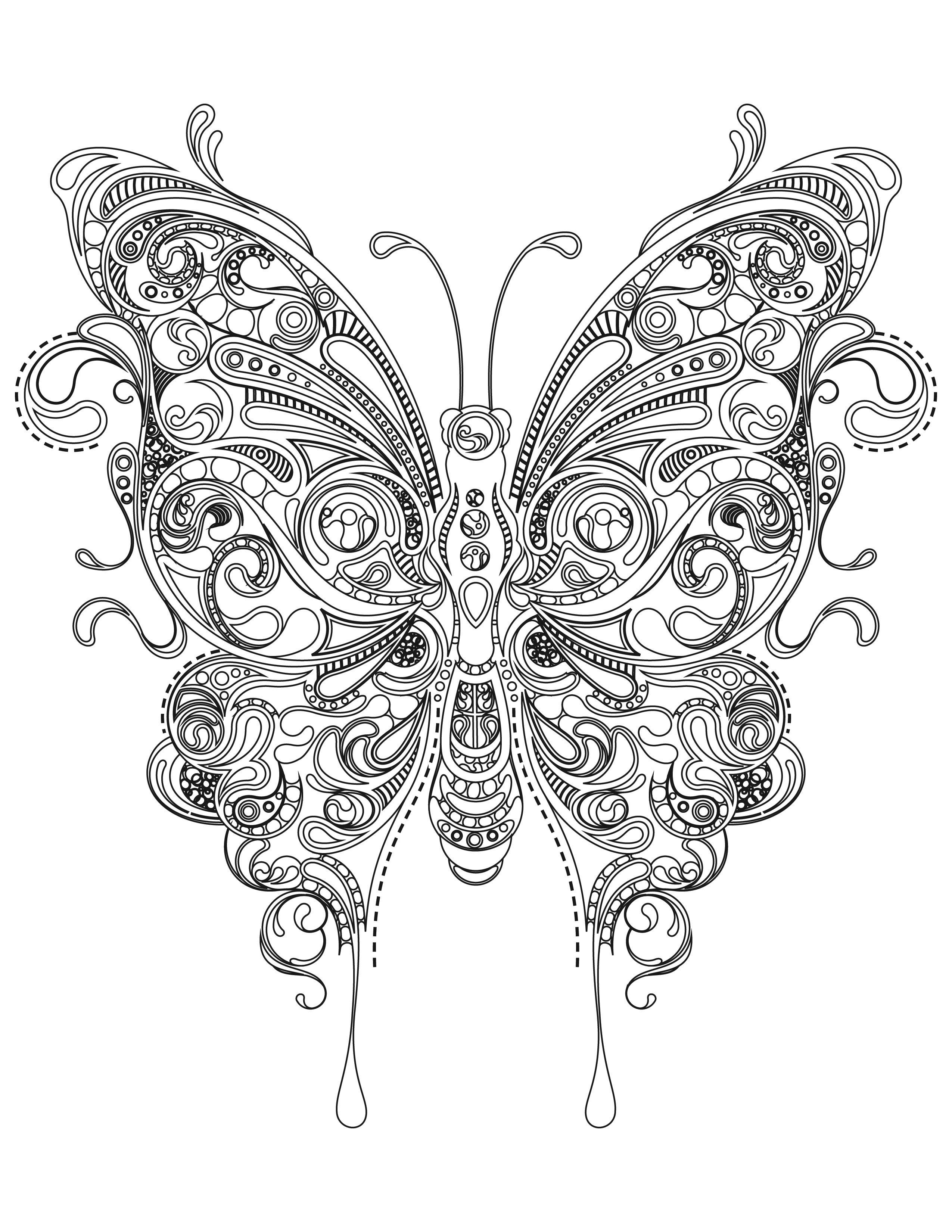 coloring pages with butterflies butterfly coloring pages for adults best coloring pages with butterflies coloring pages