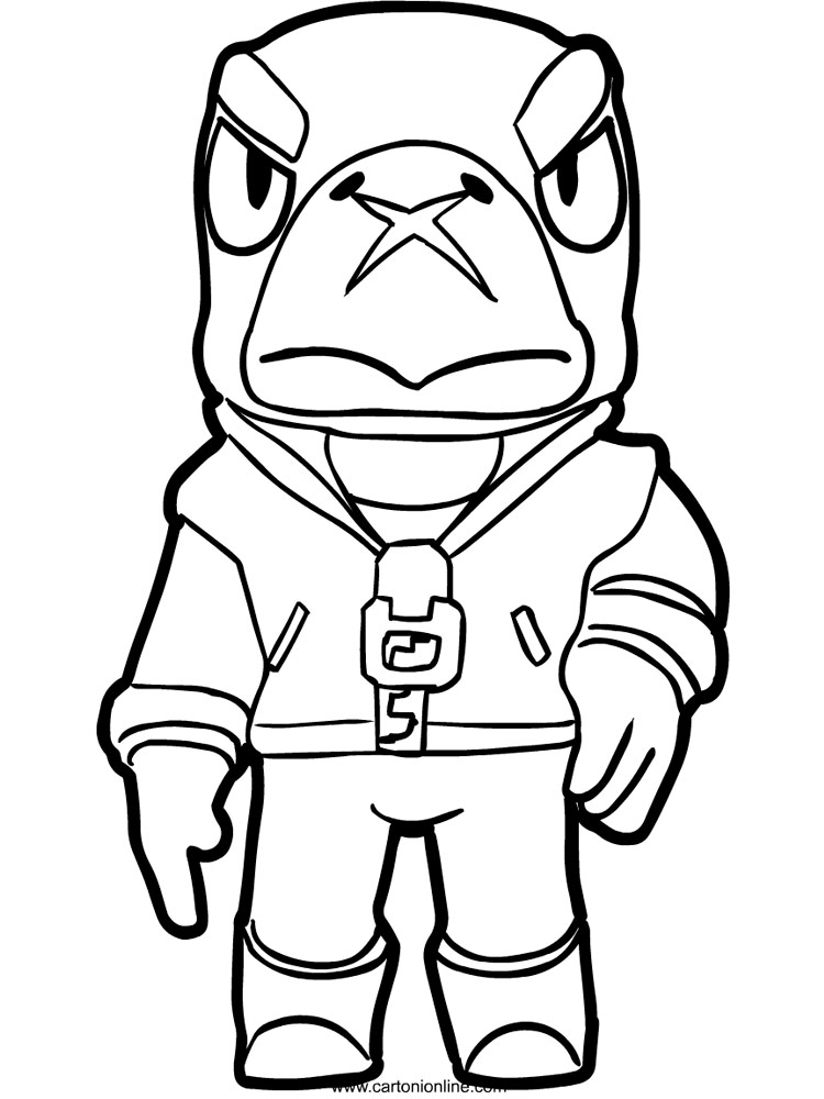 coloring pages with stars ausmalbilder brawl stars crow malvorlagen kostenlos zum with pages stars coloring