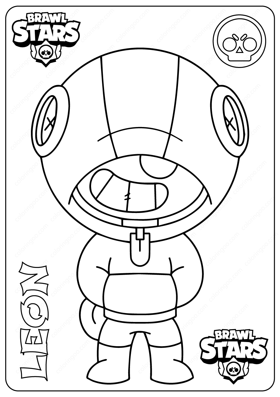 coloring pages with stars brawl stars coloring pages download and print brawl stars with coloring stars pages