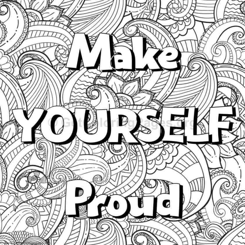 coloring pages with words curse word coloring pages at getcoloringscom free with coloring pages words