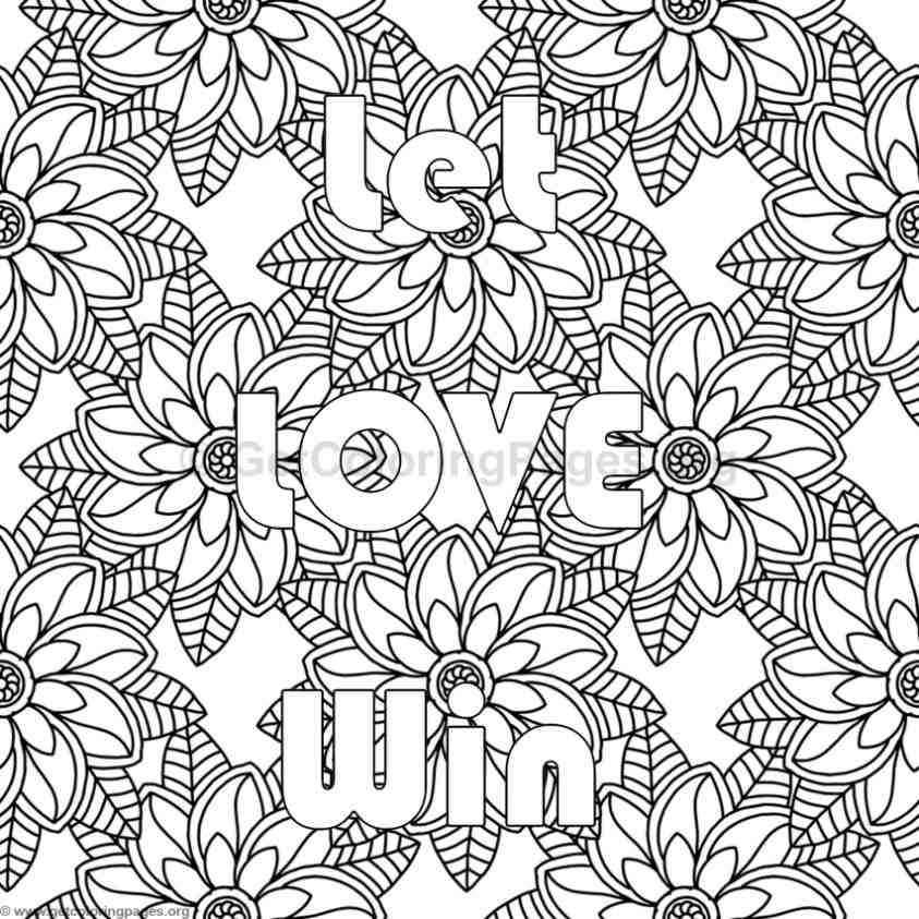 coloring pages with words word coloring pages doodle art alley words with coloring pages