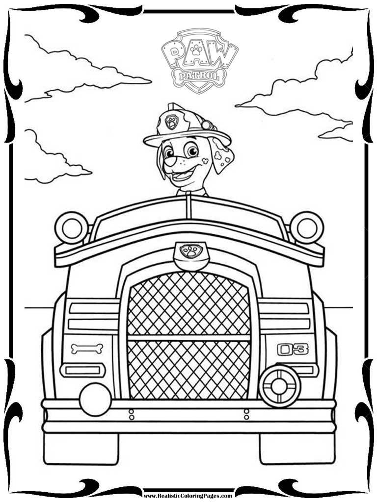coloring paw patrol lookout paw patrol lookout tower coloring book pagefree paw coloring patrol lookout