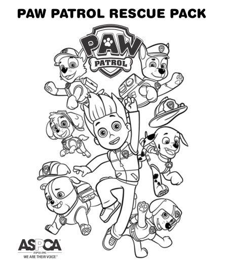 coloring paw patrol lookout paw patrol lookout tower coloring page coloring pages coloring paw patrol lookout
