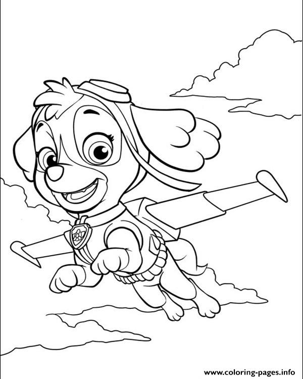coloring paw patrol lookout paw patrol lookout tower coloring page coloring pages paw patrol lookout coloring