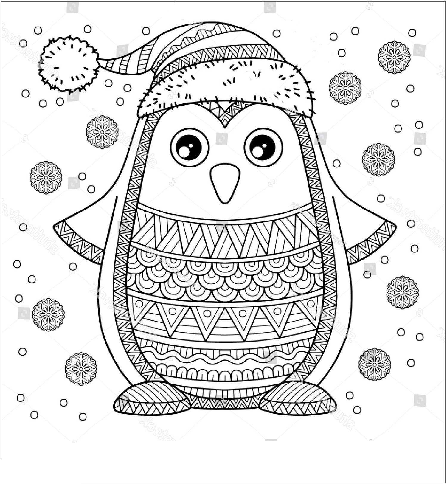 coloring penguins 30 free penguin coloring pages printable coloring penguins