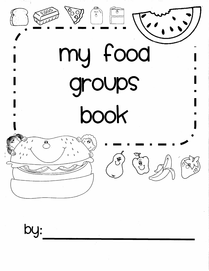 coloring picture for nutrition month color cook healthy snacks dover publications month for coloring nutrition picture