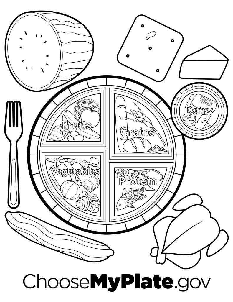 coloring picture for nutrition month nutrition coloring pages coloring pages to download and picture nutrition for coloring month