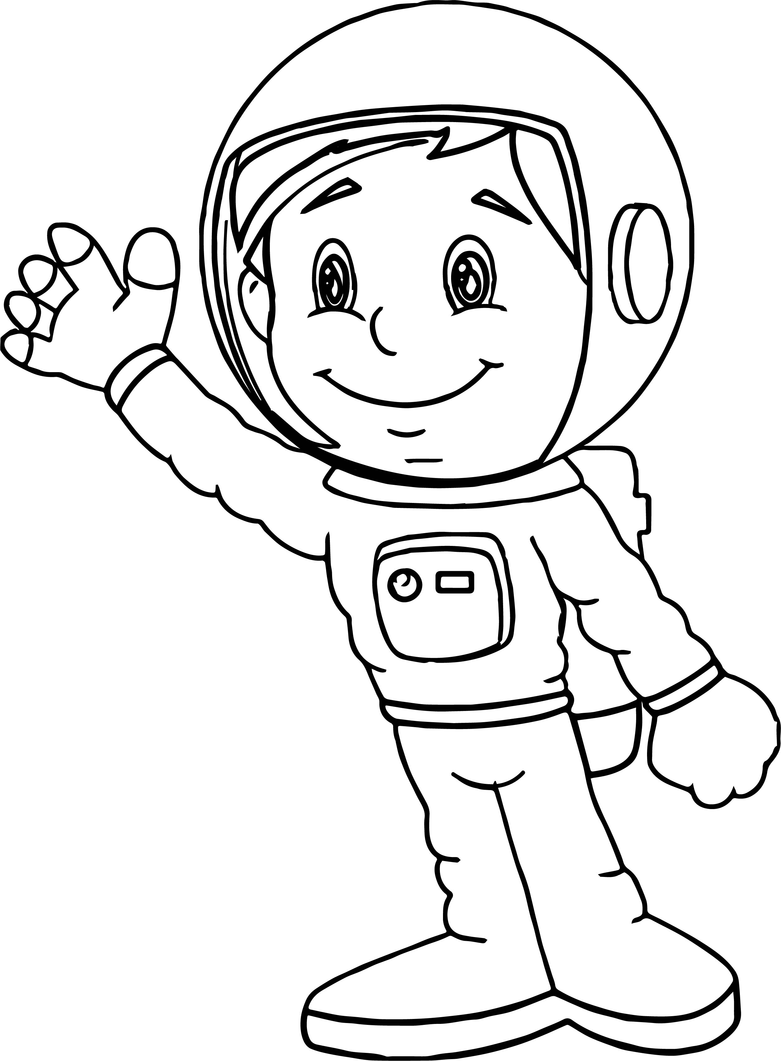 coloring picture of astronaut astronaut colouring pages realistic coloring pages picture astronaut of coloring