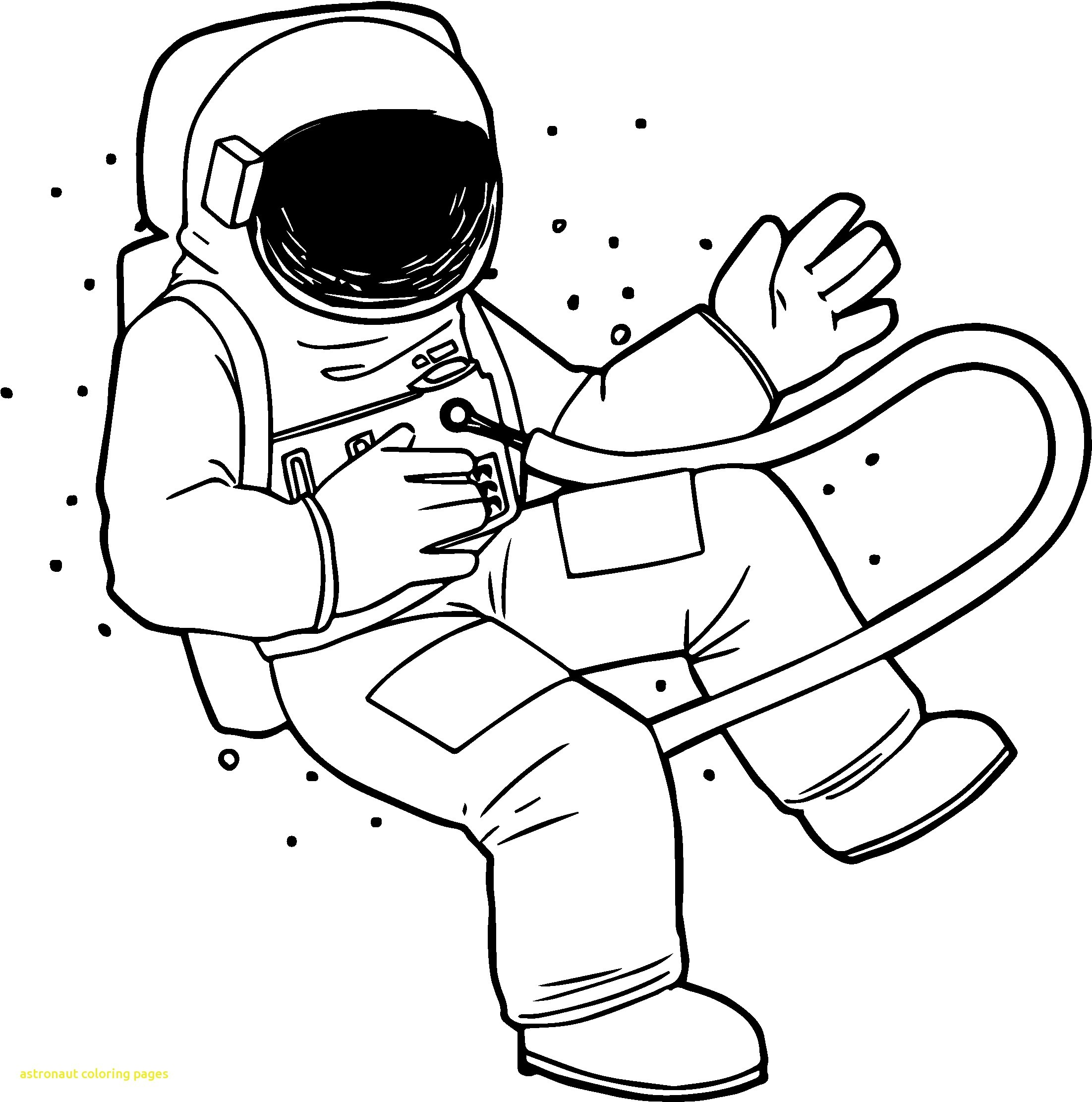coloring picture of astronaut free printable astronaut coloring pages for kids coloring picture astronaut of