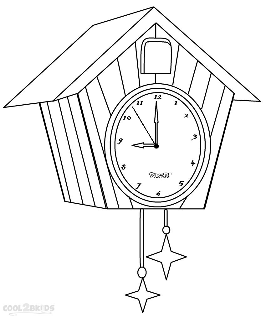 coloring picture of clock clock coloring pages coloring pages to download and print picture coloring clock of