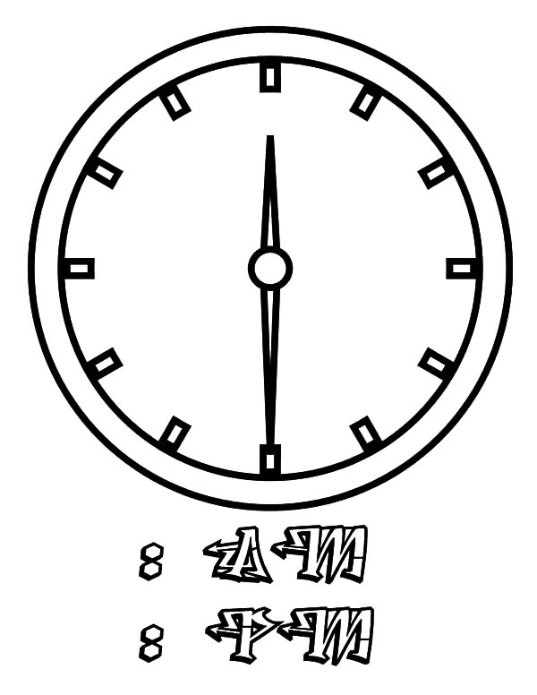 coloring picture of clock clock coloring pages for kids best place to color coloring of picture clock
