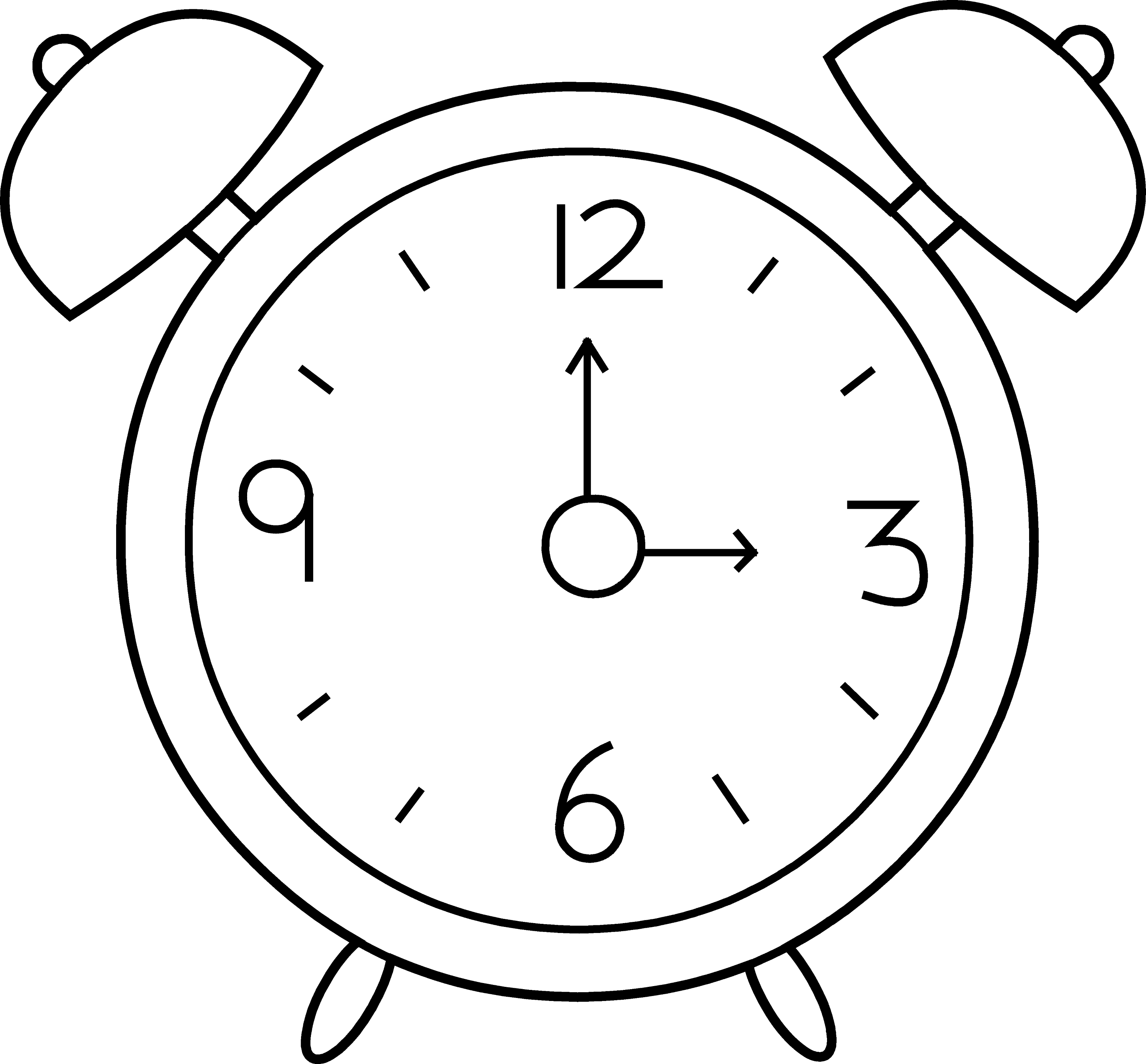 coloring picture of clock printable clock coloring pages for kids coloring clock picture of 1 1
