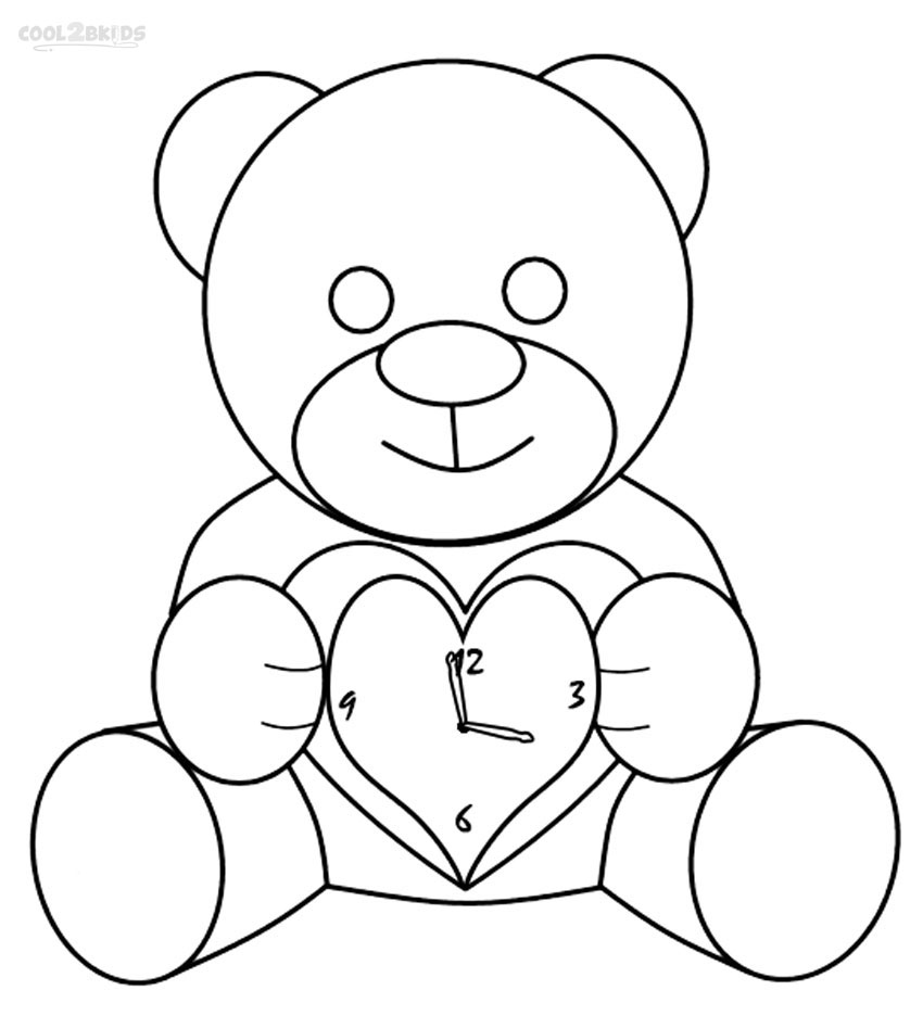 coloring picture of clock printable clock coloring pages for kids cool2bkids picture of clock coloring
