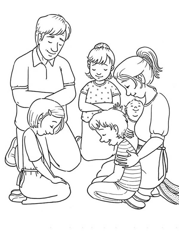coloring picture of family free printable family guy coloring pages for kids picture of family coloring