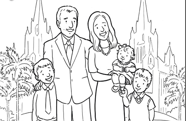 coloring picture of family home family coloring pages relax and enjoy inkhappi of family coloring picture