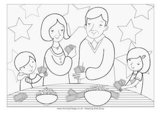 coloring picture of family lovely vacation with my family coloring page coloring sky of coloring family picture