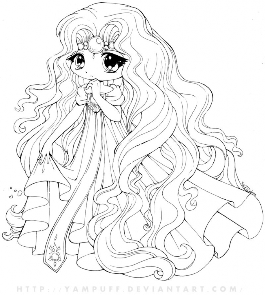 coloring picture of girl cute anime face girls coloring pages coloring home of coloring picture girl