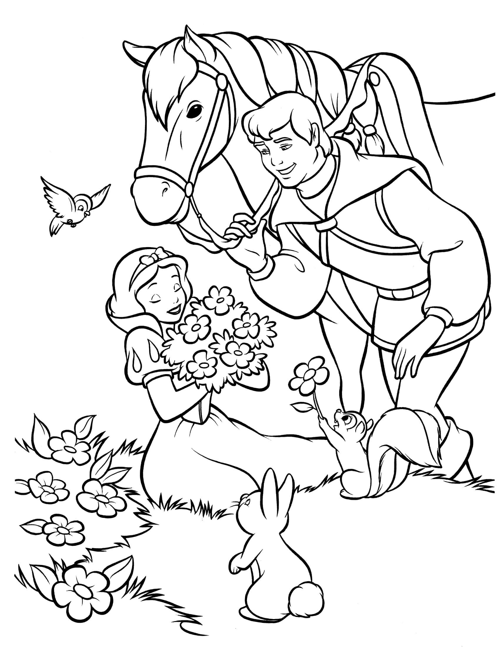 coloring picture of snow white snow white coloring pages best coloring pages for kids snow coloring picture of white