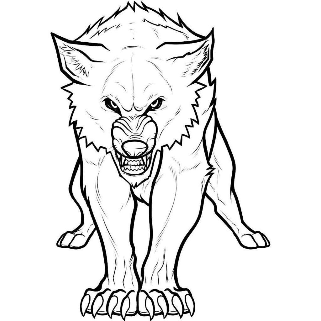coloring picture of wolves free wolf coloring pages coloring wolves of picture