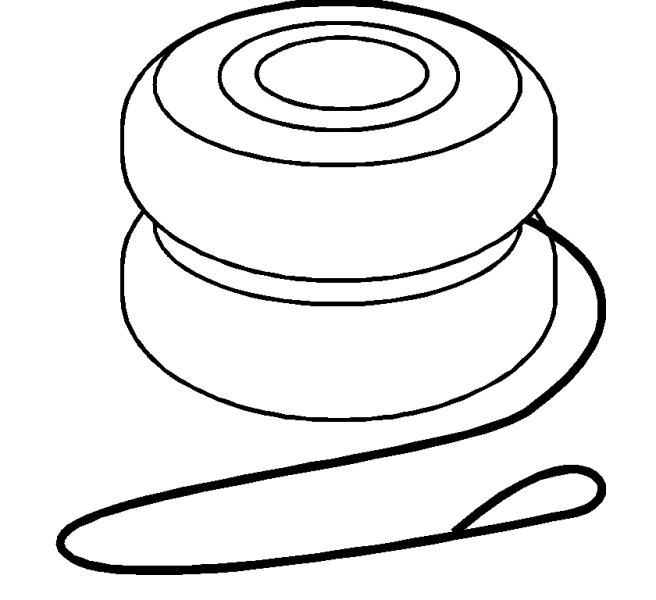 coloring picture of yoyo coloring pages of a yoyo coloring coloringpages yoyo picture of coloring