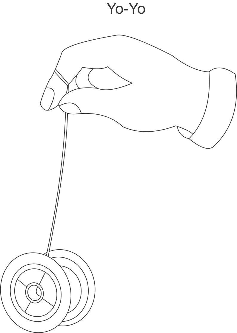 coloring picture of yoyo coloring picture of yoyo in 2020 free printable coloring of yoyo coloring picture