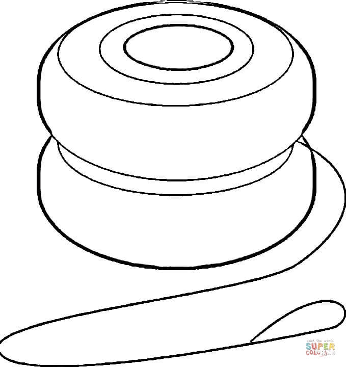 coloring picture of yoyo yoyo coloring page free printable coloring pages yoyo of picture coloring