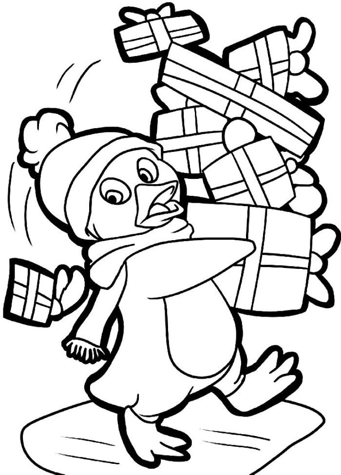 coloring pictures christmas cute animal christmas coloring pages download and print christmas coloring pictures