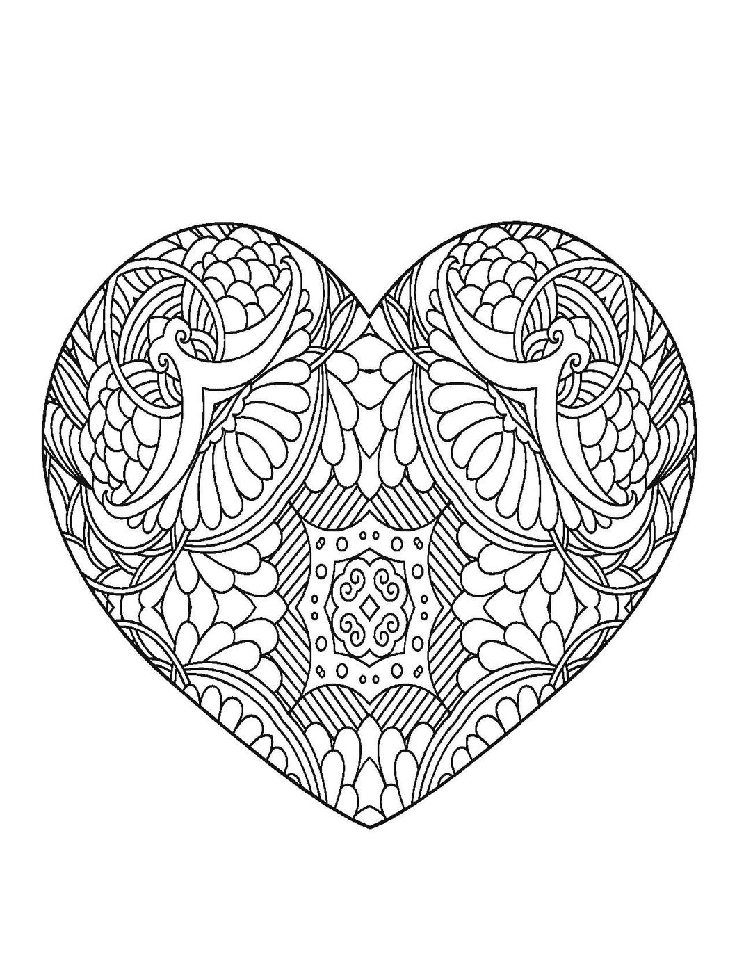 coloring pictures designs free printable geometric coloring pages for kids coloring designs pictures