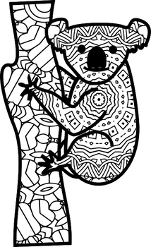 coloring pictures designs geometric designs for adults who color live your life in designs coloring pictures