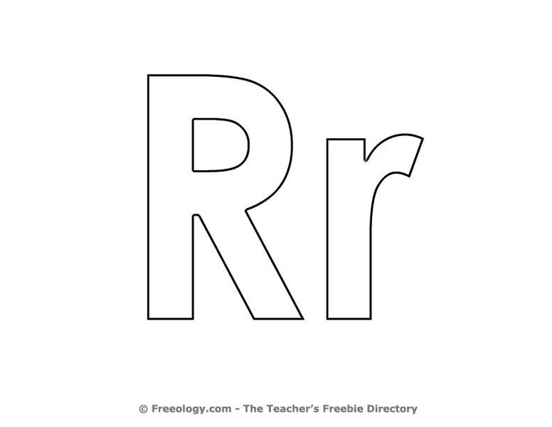 coloring pictures for grade r letter r coloring page alphabet coloring r for grade pictures