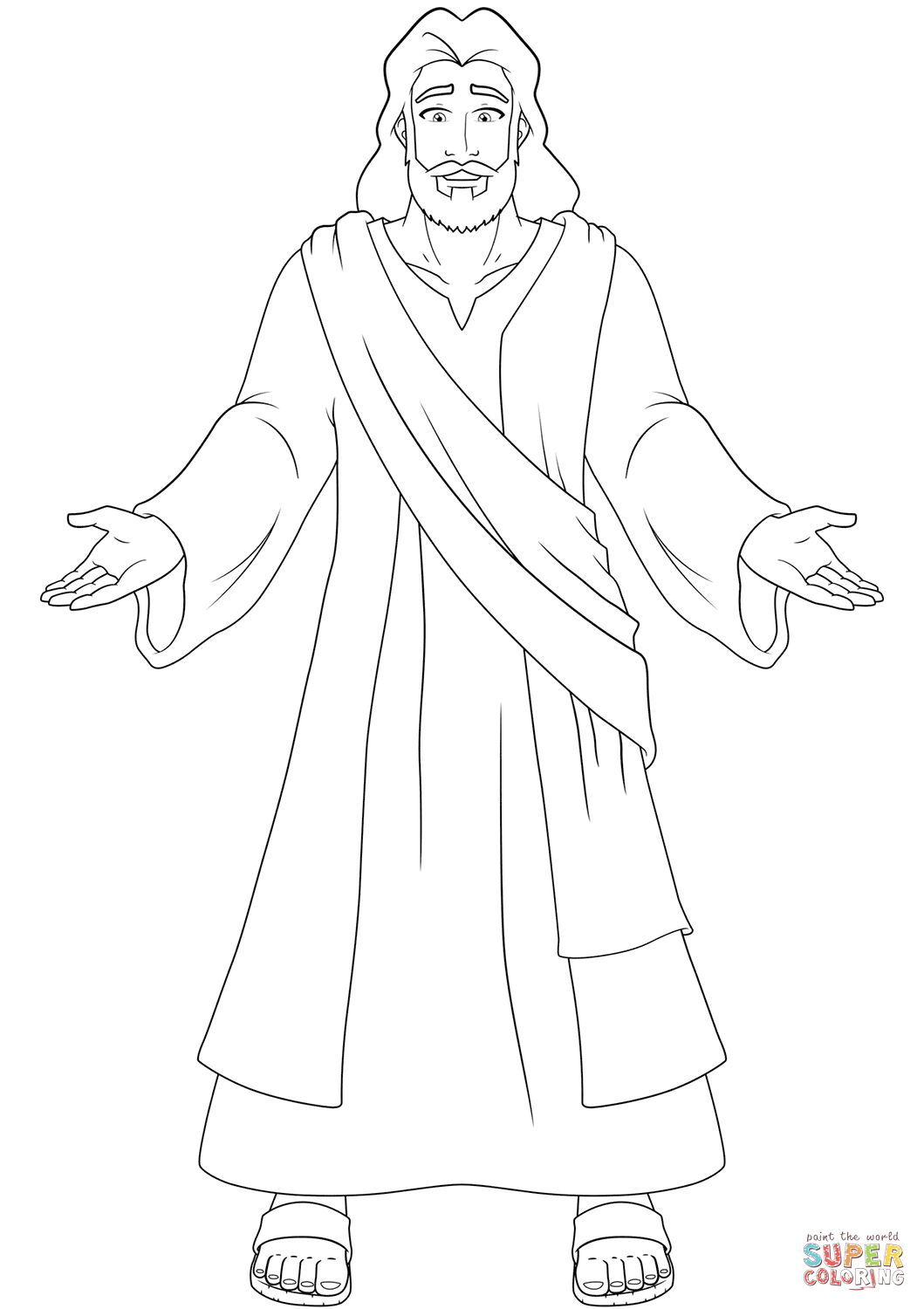 coloring pictures jesus fight of faith bible coloring jesus free coloring jesus pictures coloring