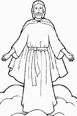 coloring pictures jesus free printable sunday school coloring pages scribblefun pictures jesus coloring