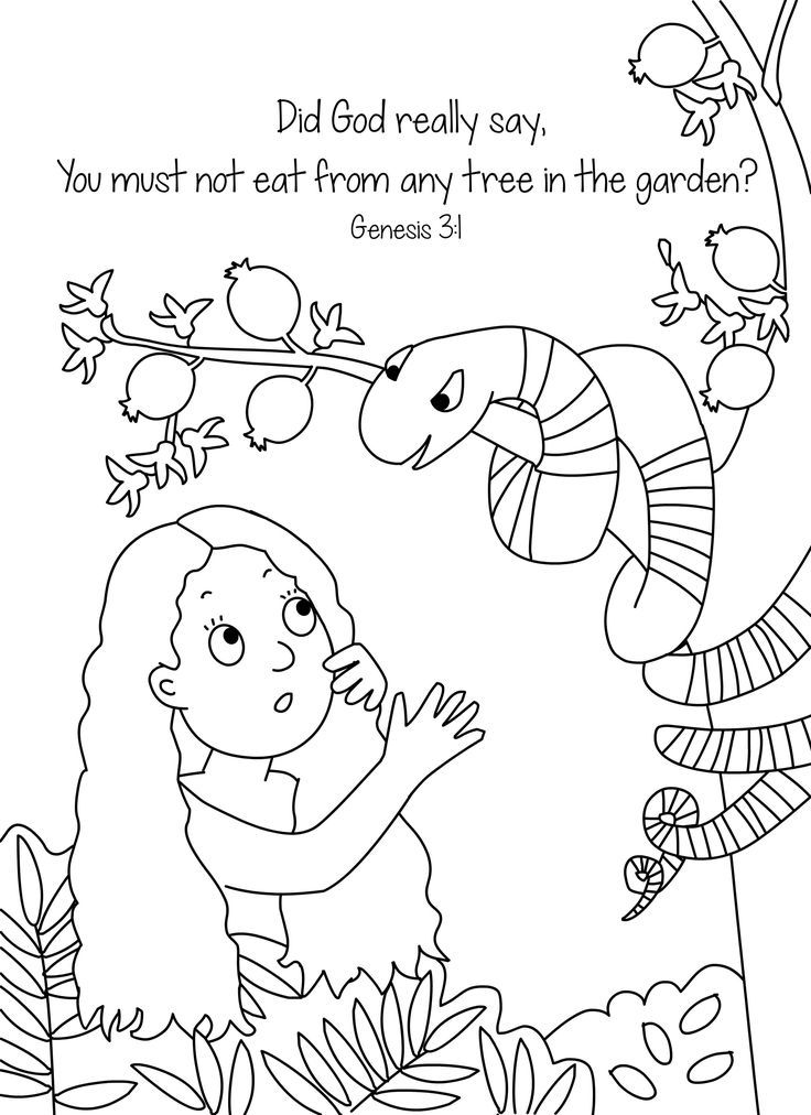 coloring pictures of adam and eve 97 best bible colouring pages images on pinterest sunday of pictures and coloring eve adam