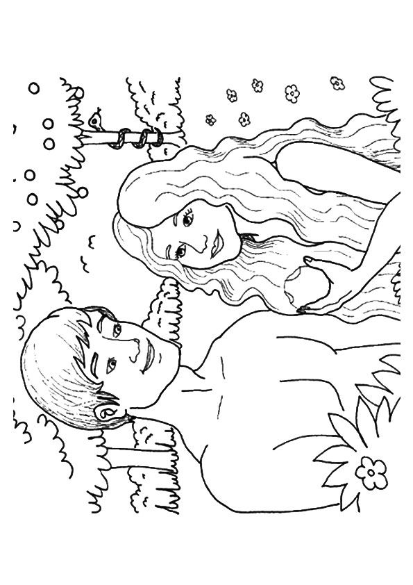 coloring pictures of adam and eve free bible coloring pages of adam and eve coloring home coloring eve adam and of pictures