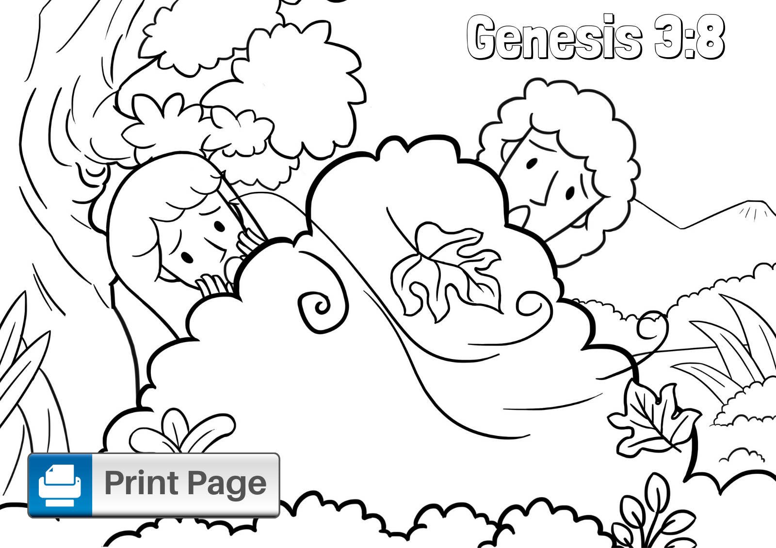 coloring pictures of adam and eve free printable adam and eve coloring pages for kids best adam eve coloring of pictures and