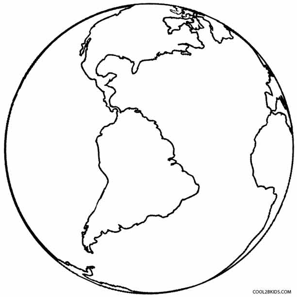 coloring pictures of earth earth coloring pages to download and print for free earth of pictures coloring
