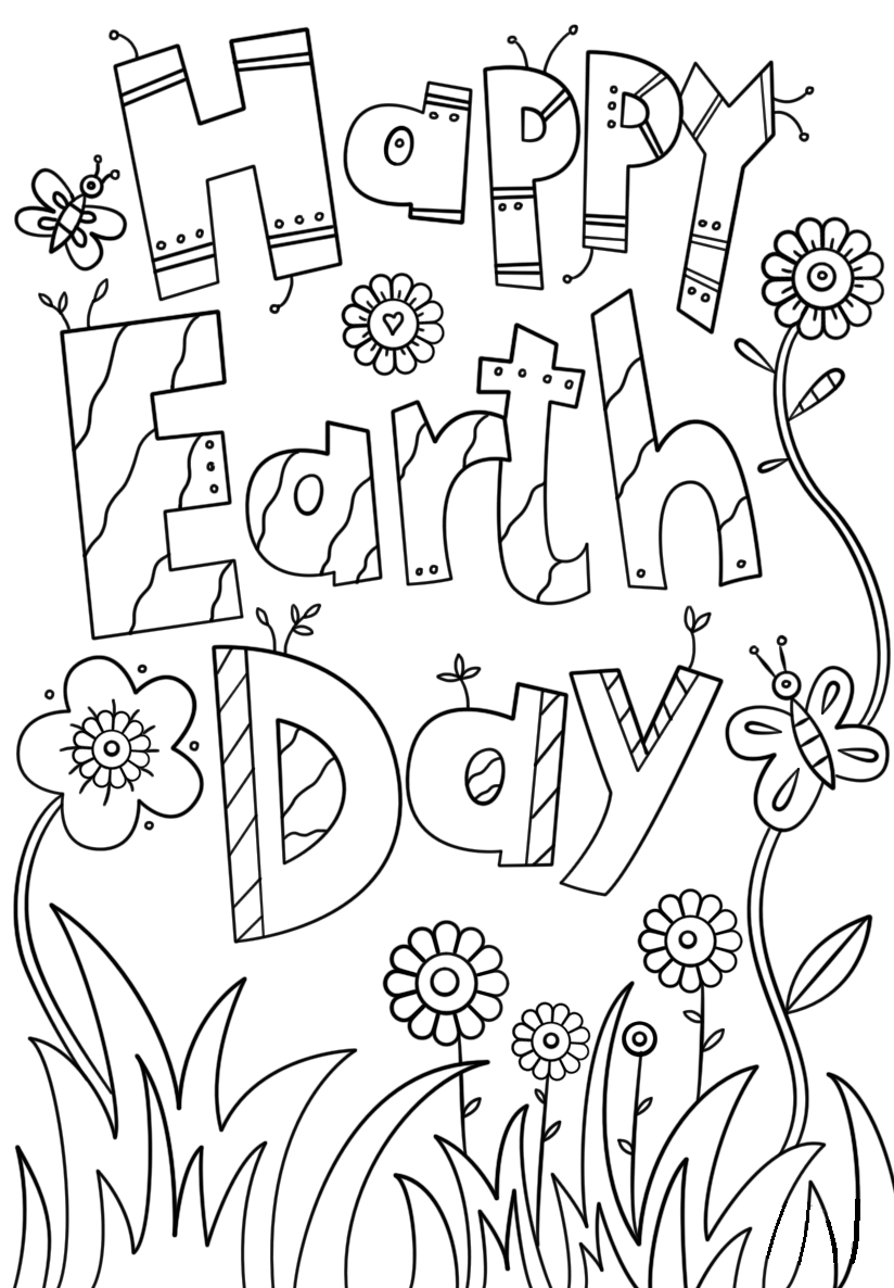 coloring pictures of earth earth day coloring pages getcoloringpagescom of earth pictures coloring