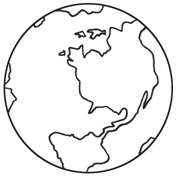 coloring pictures of earth earth day coloring pages preschool and kindergarten of coloring earth pictures