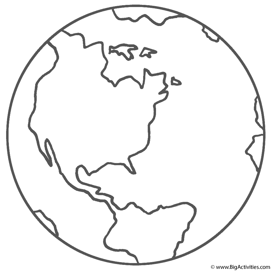 coloring pictures of earth planet earth coloring page space coloring of pictures earth