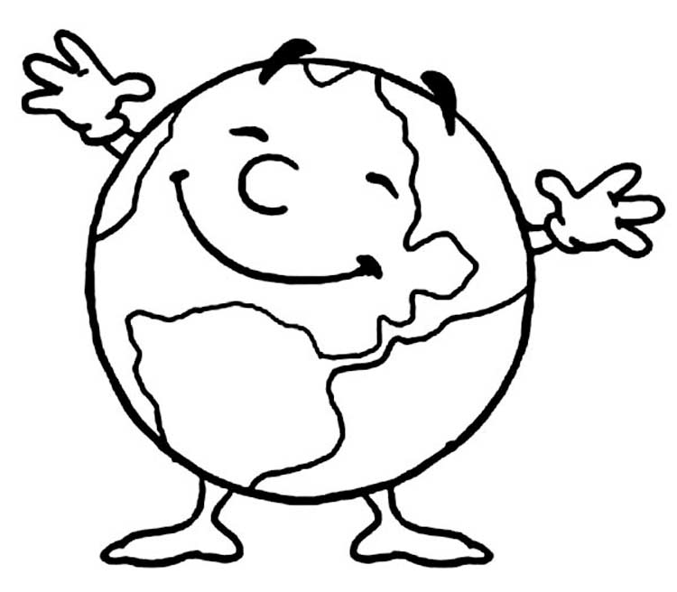 coloring pictures of earth printable earth coloring pages free download on clipartmag earth of coloring pictures