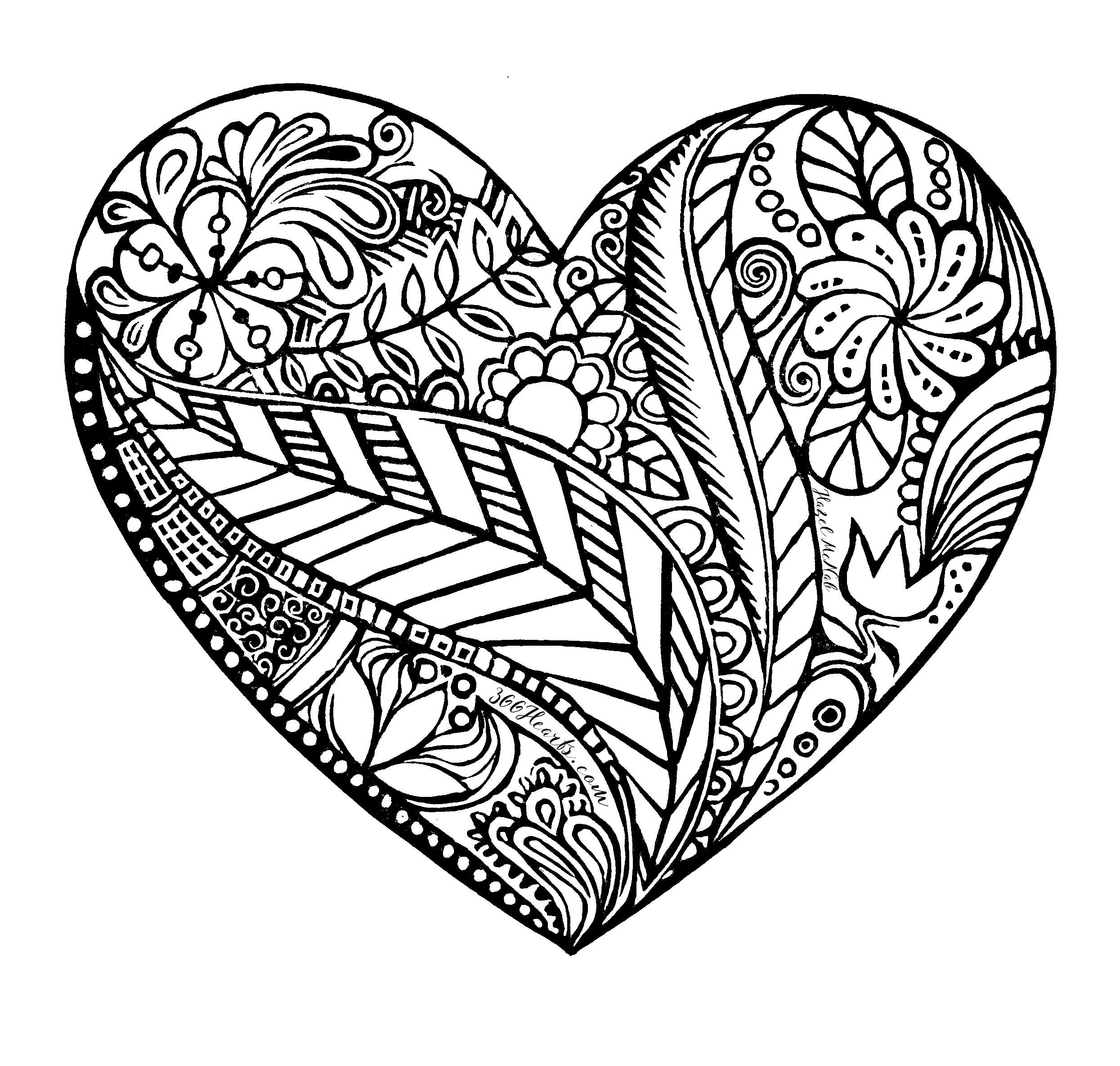 coloring pictures of hearts valentine heart coloring pages best coloring pages for kids hearts of pictures coloring